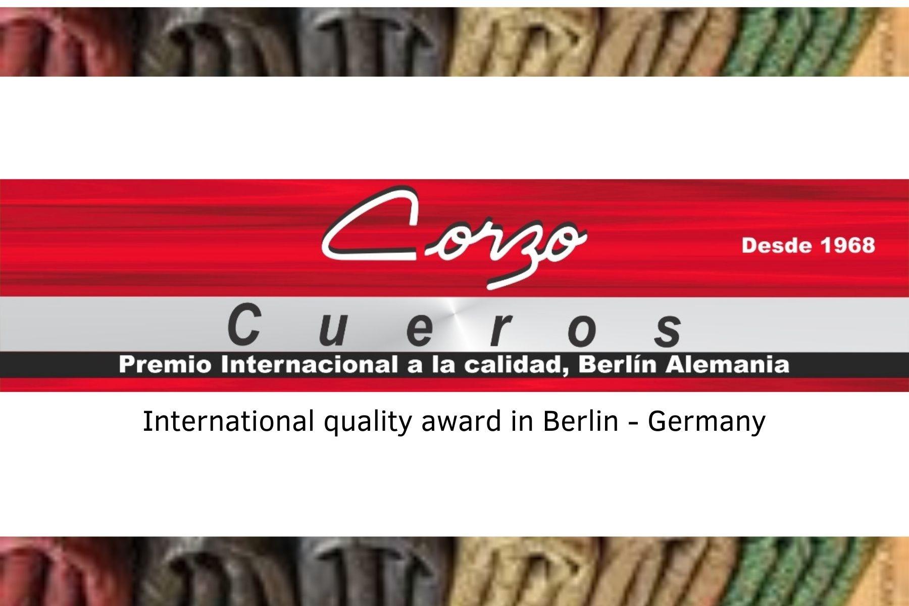 Corzo Cueros
